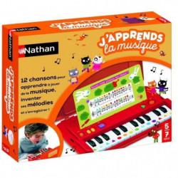 NATHAN - J'apprends la Musique