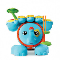 VTECH BABY - Jungle Rock - Batterie Eléphant - Jouet Musical