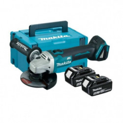 MAKITA Meuleuse d'angle Brushless DGA506RTJ 125 mm
