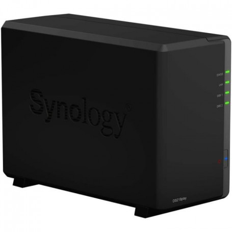 SYNOLOGY - Serveur de Stockage (NAS) - DS218play