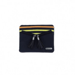 LITTLE MARCEL Pochette Pocket Rayée Multicolore