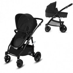 CBX Poussette Travel system Leotie pure  - Smoky Anthracite