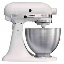 KITCHENAID CLASSIC 5K45SSEWH Robot pâtissier - Blanc