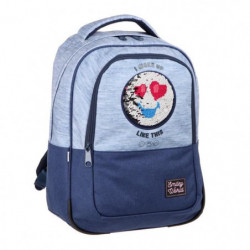 SMILEYWORLD GIRLS - Sac a Dos Tweens