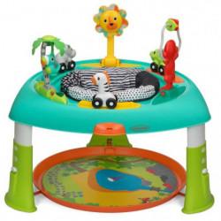 INFANTINO Table d'activités modulable 2 en 1