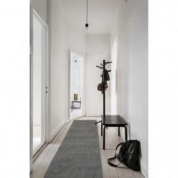 TRENDY Tapis de couloir Shaggy en polypropylene 80 x 300 cm