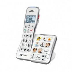 GEEMARC Téléphone amplifié grosses touches sénior