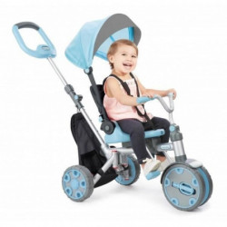 LITTLE TIKES Tricycle Fold'n Go 5en1 Trike - Bleu Ciel