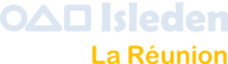 Logo Isleden la Réunion